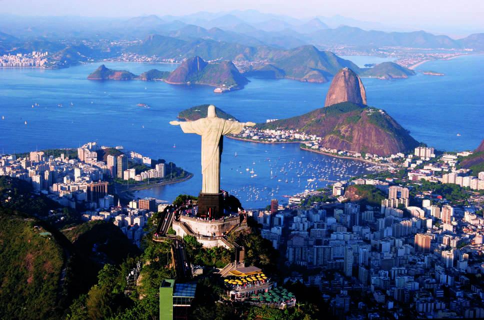 Alan explores Brazil - Wayne Pollock Exclusive Luxury