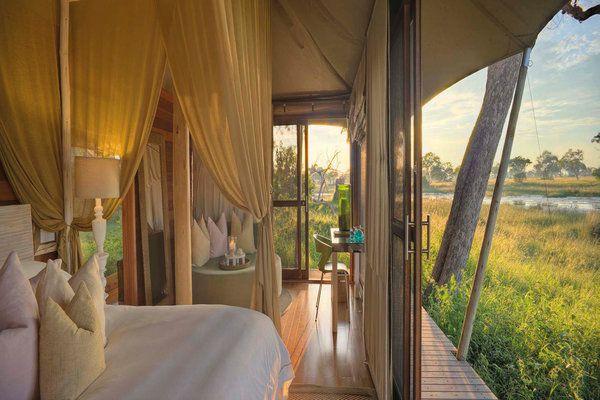 luxury safari holiday accommodation